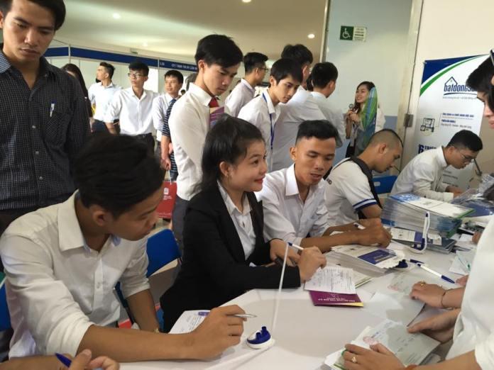 gian hàng của Batdongsan.com.vn