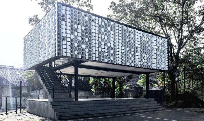 thư viện độc đáo