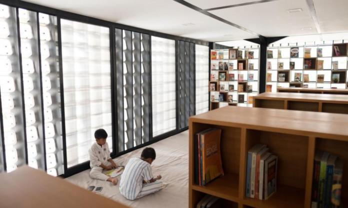 thư viện ấn tượng