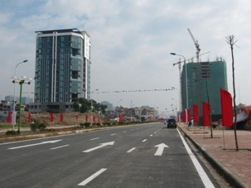 quy hoạch hai bên đường Lê Văn Lương kéo dài
