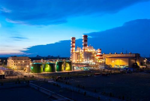 dự án nhiệt điện kiên lương
