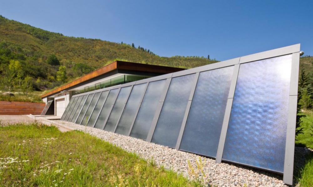 Ngôi nhà tiết kiệm năng lượng