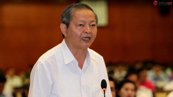 Ông Lê Văn Khoa, Phó chủ tịch UBND Tp.HCM