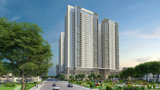 dự án eco green city