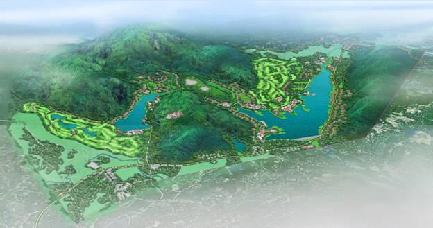 Quy hoạch khu vực chân núi Tam Đảo