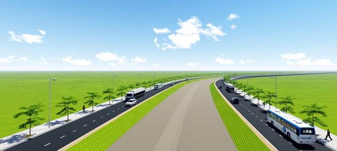 dự án đường nối Võ Văn Kiệt