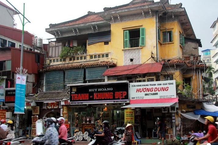 Biệt thự cổ số 65 Nguyễn Thái Học