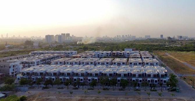 Đầu tư nhà phố xây sẵn