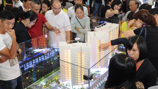 Người mua nhà được lựa chọn nơi giao dịch