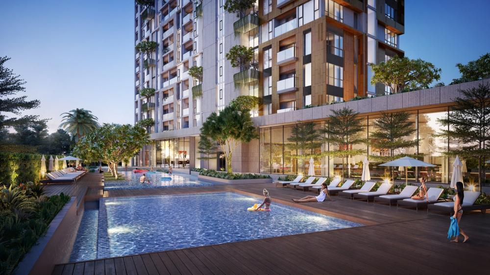 Coco Skyline Resort