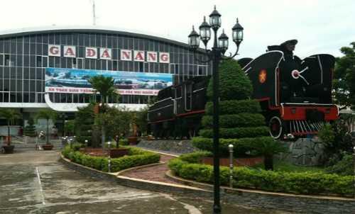 Đà Nẵng: Đề xuất phương án đầu tư dự án di dời ga đường sắt