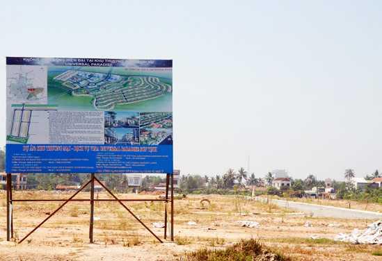 Gia hạn thời gian chuyển nhượng dự án nghìn tỷ tại Quảng Ngãi