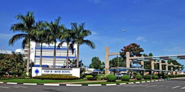 Đầu tư KCN Việt Nam - Singapore quy mô 1.000ha tại Bình Dương