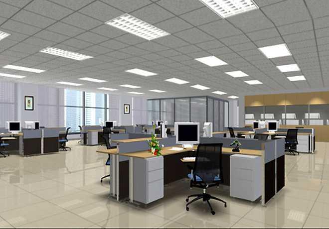 Tp.HCM: Khan hiếm diện tích văn phòng trống hạng A và B