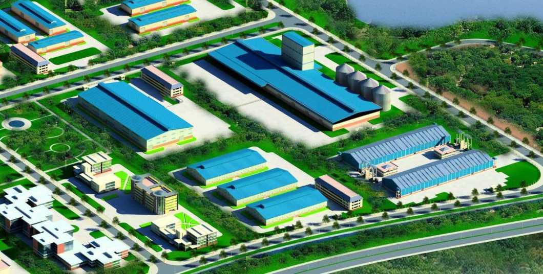 Thực hiện dự án Khu công nghiệp sạch Sóc Sơn, Hà Nội