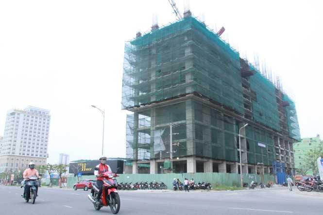 Condotel vẫn tiếp tục nở rộ tại Đà Nẵng