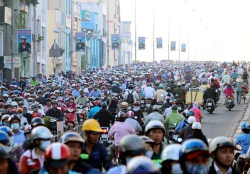 Đầu tư hàng loạt dự án nghìn tỷ giúp khu Nam Sài Gòn thoát cảnh ùn tắc