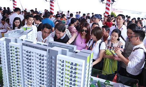 Tp.HCM: Nguồn cung căn hộ phía Tây bất ngờ tăng mạnh