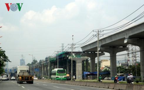 Tuyến metro số 1 có thể phải dừng thi công vì thiếu vốn?