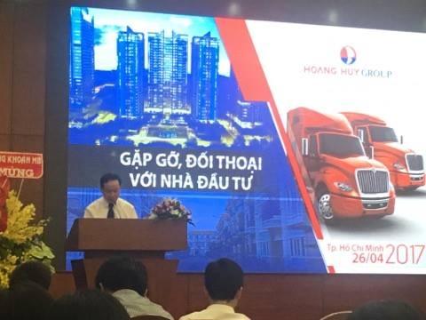 Hoàng Huy Group: Dự kiến tung ra thị trường 10.000 căn hộ giá rẻ