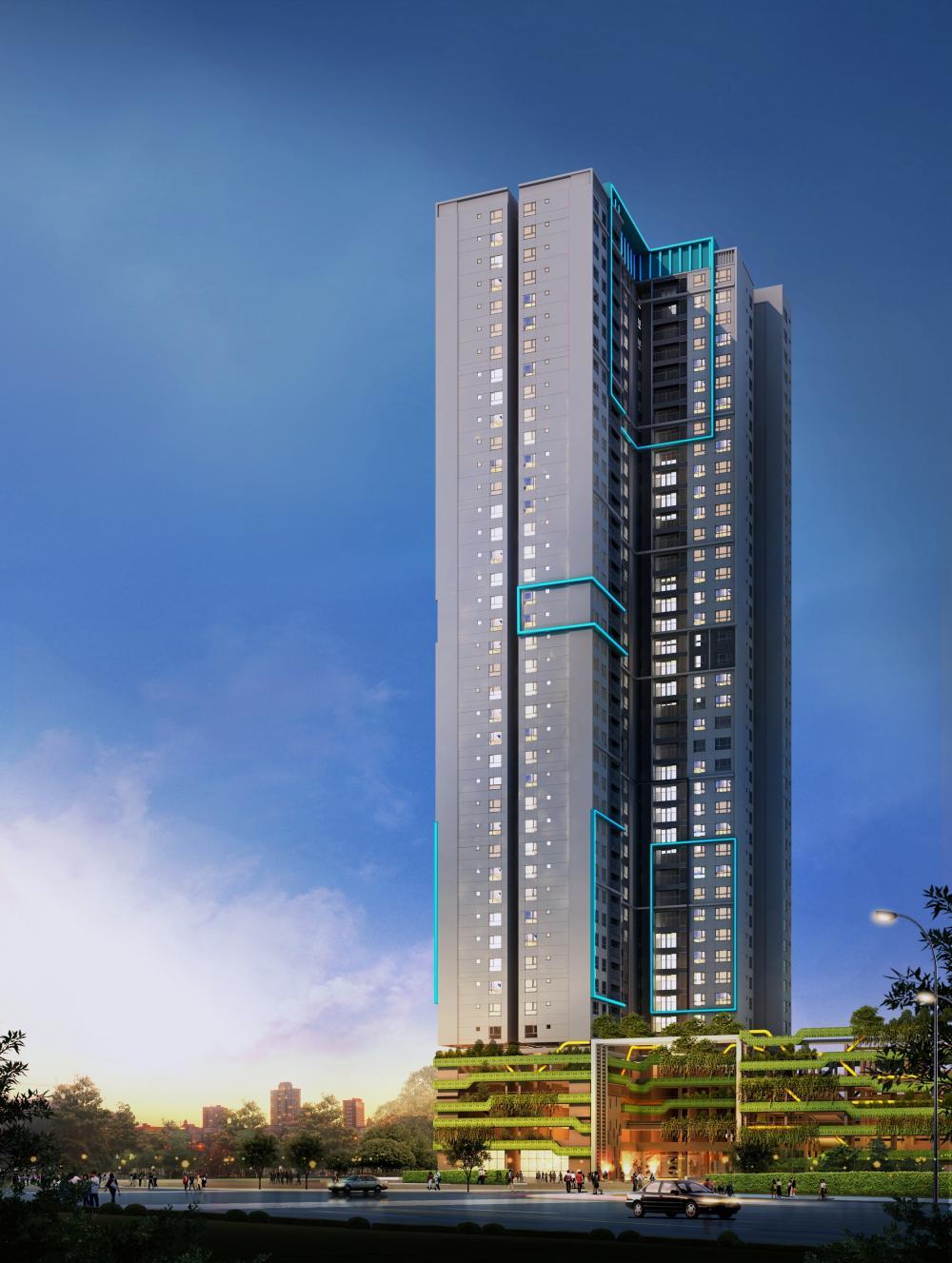 Seasons Avenue – Tuyệt tác kiến trúc Singapore giữa lòng Hà Nội 1