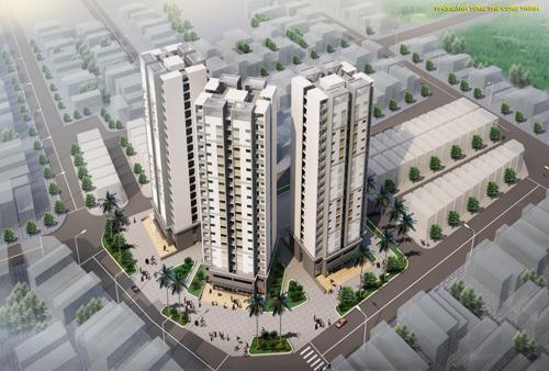 Nhận hồ sơ mua nhà ở xã hội tại phường Thượng Thanh, Long Biên