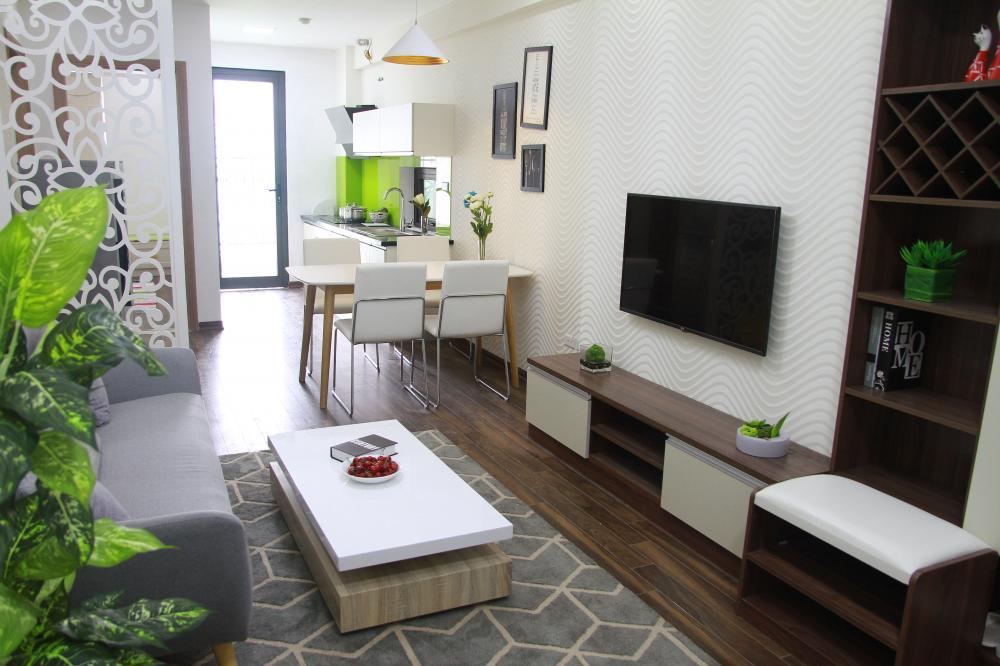 Hơn 1.000 khách hàng tham dự Ngày hội Gelexia Riverside ra mắt căn hộ mẫu 1
