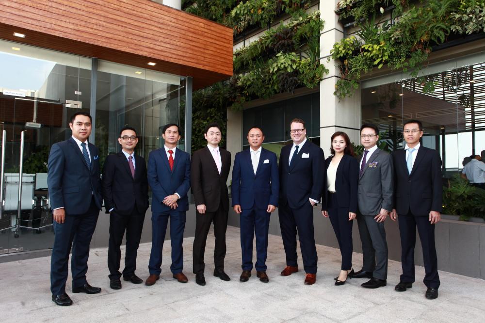 SonKim Land huy động thành công 100 triệu USD từ các đối tác