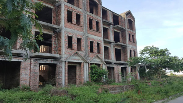 """Hải Phòng: Dự án """"treo"""", doanh nghiệp cố giữ đất"""