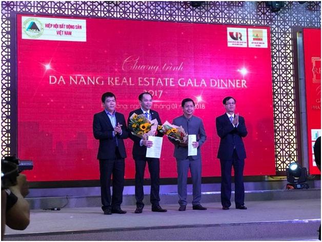 500 cá nhân, doanh nghiệp tham gia 'Da Nang Real Estate Gala Dinner 2017' 1