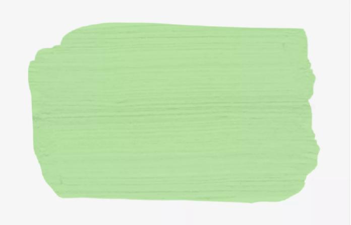 xanh lá nhạt
