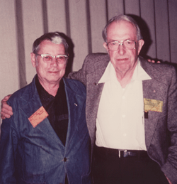 Bob Peterson and Jack Williamson
