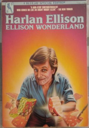 Ellison Wonderland cover