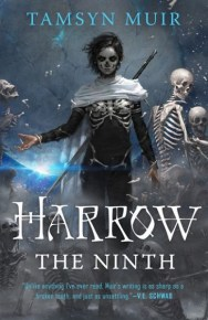 Harrow The Ninth by Tamsyn Muir, art by Tommy Arnold