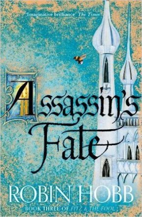 Hobb Assassins Fate cover