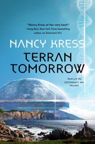 Kress Terran Tomorrow Cover