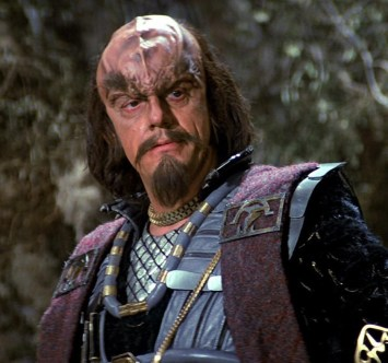 Christopher Lloyd as Kruge.