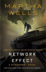 Network Effect by Martha Wells, art by Jaime Jones