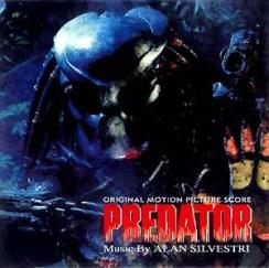 Predator, score by Alan Silvestri