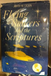 Flying Saucers and Scripture $50