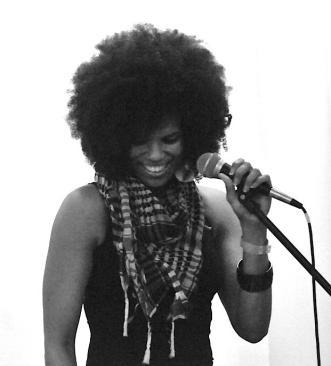 Walidah Imarisha. Photo by Pete Shaw.