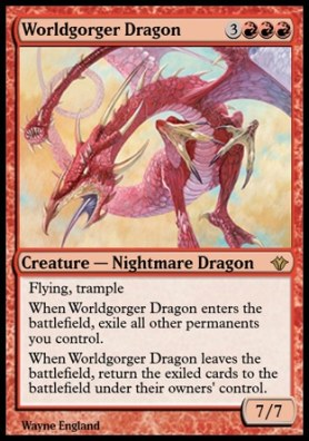 A Wayne England card for Magic: The Gathering