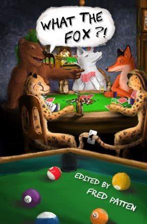 What the Fox cover `