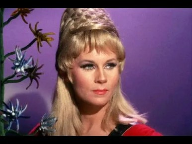 Grace Lee Whitney as Yeoman Rand