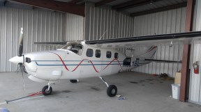 Plane One (Cessna 210 Turbo)