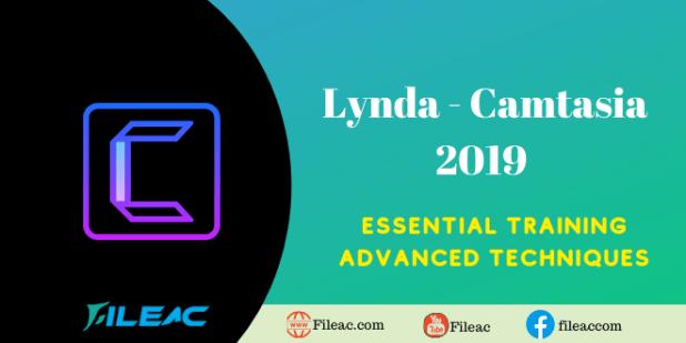 Camtasia 2019 Essential Training