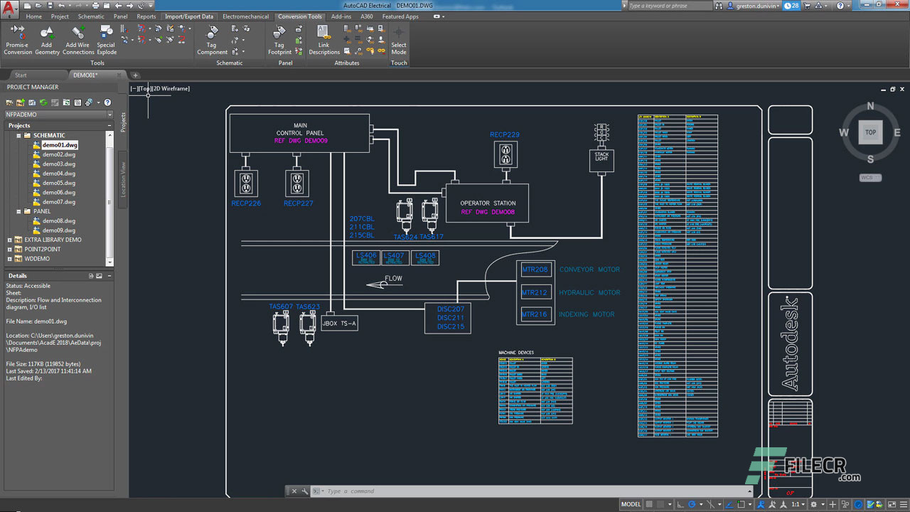 Scr2_Autodesk AutoCAD Electrical_free download