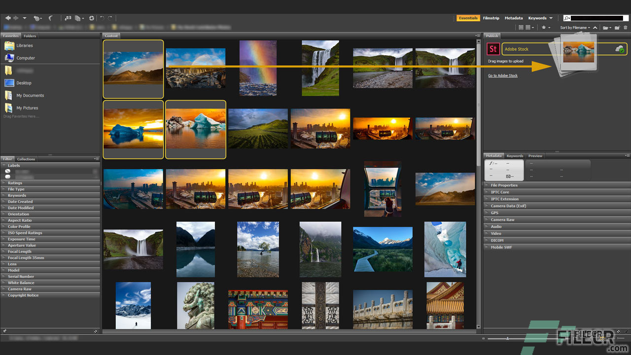 Scr3_Adobe Bridge CC_Free download