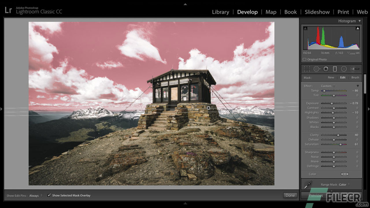 Scr3_Adobe Photoshop Lightroom Classic CC_Free download