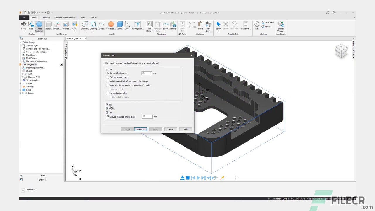 Make parts faster with automated CAM